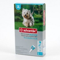 Advantix 100 (4-10kg) X 1 pipeta